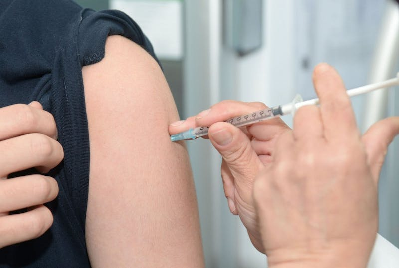 A measles outbreak in parts of Washington and Oregon have prompted a discussion about vaccines. Photo: Unsplash