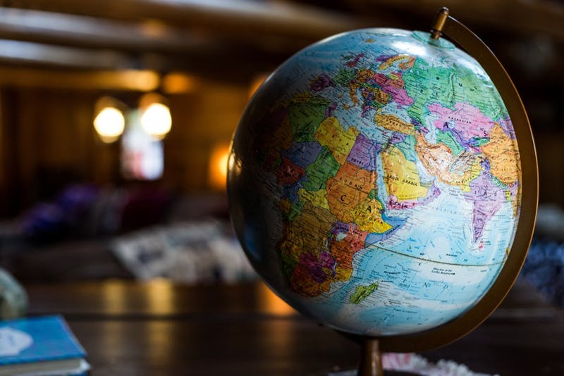 Five students have been awarded the Fulbright scholarship and will move to various countries to conduct research, teach, take classes and volunteer. Photo: Unsplash