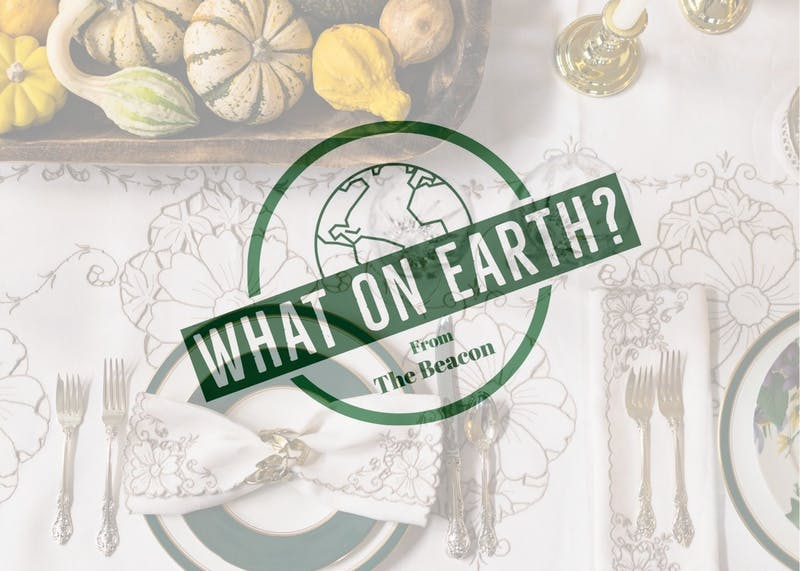 Food is a huge part of the holiday season,  but the food we eat also has many intersections with climate change and the ongoing pandemic. Listen to Molly and Jennifer's conversation with UP environmental studies professor Dr. Heather Carpenter for some food for thought.