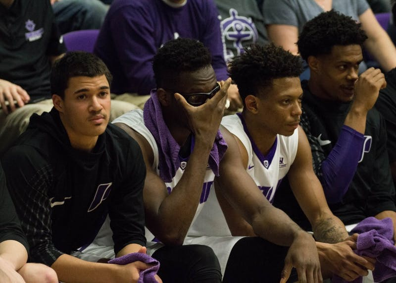 Frustrated Diabate hits the bench with foul trouble.