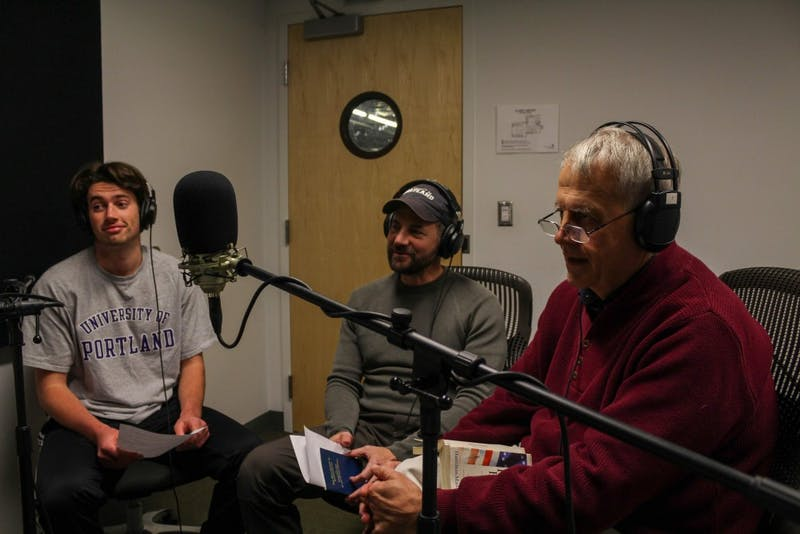 Two political science professors, Bill Curtis and Gary Malecha, join junior Zach Sessa and news reporter Fiona O'Brien to discuss what the impeachment inquiry into President Trump means.