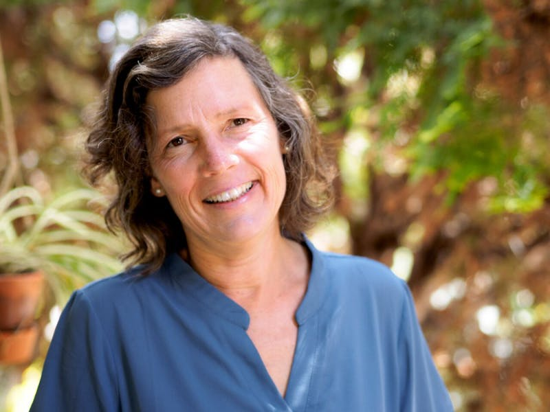 """Jennifer Freyd is a professor of psychology at the University of Oregon and will speak at this week's event: """"Campus Sexual Violence: Moving from Institutional Betrayal to Institutional Courage.""""  Photo Submission by Blaine Edens"""