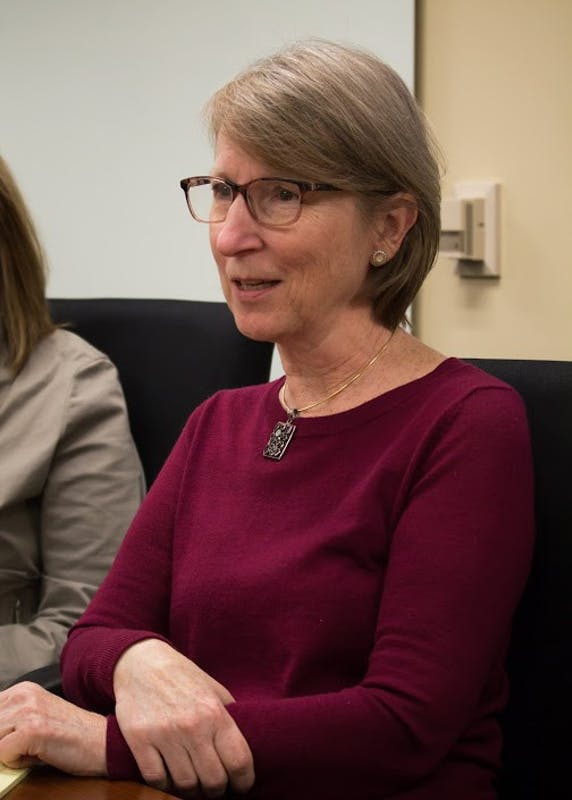 Susan Stillwell is the dean of the master's programs at University of Portland's School of Nursing.