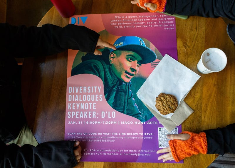 From Jan. 20 to Jan. 30, Diversity Dialogues 2020 will bring events that cover a variety of racial, cultural, religious and gender topics. Photo illustration by Jennifer Ng.