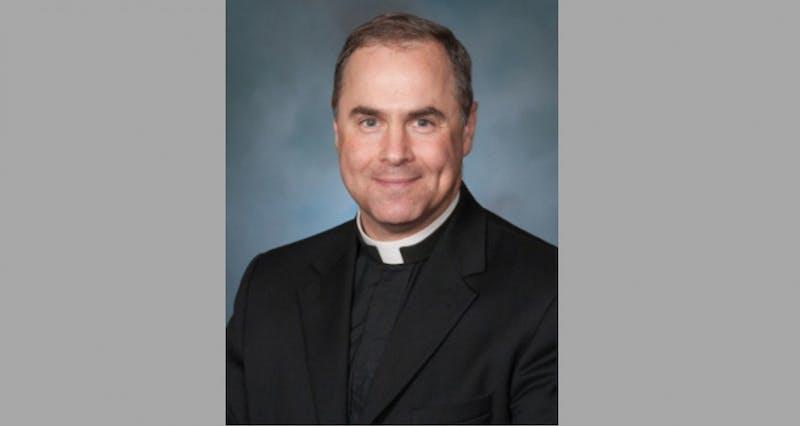 Fr. Paul Scalia | Photo courtesy of UP.edu.