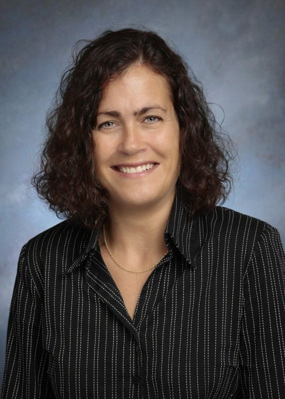Title IX Coordinator Lauretta Frederking has accepted a position at a university in Canada, and will leave UP in May. Photo courtesy of Lauretta Frederking.