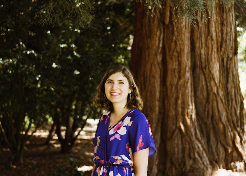 Dora Totoian, reporter and Opinion editor for The Beacon.