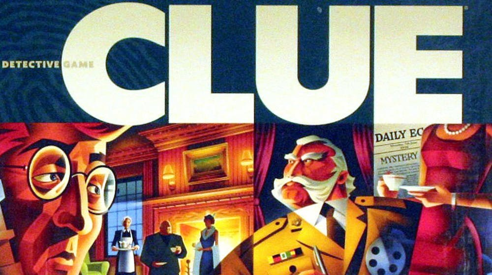 "The UP theater department's upcoming production of ""Clue,"" will be playing virtually on April 16 and 17 at 7:30 p.m. Photo Courtesy of Geek and Sundry"