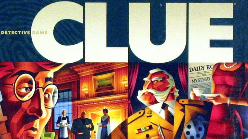 """The UP theater department's upcoming production of """"Clue,"""" will be playing virtually on April 16 and 17 at 7:30 p.m. Photo Courtesy of Geek and Sundry"""