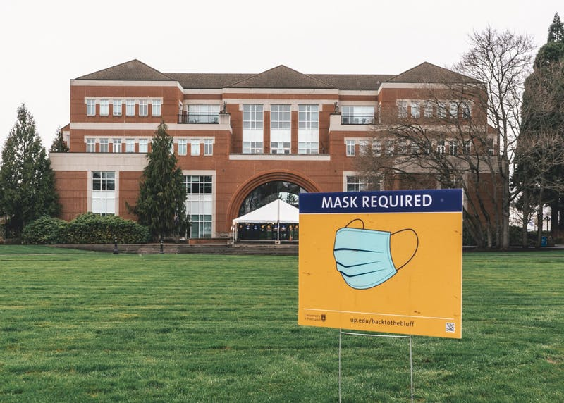 Masks will be required inside of university and campus buildings, regardless of vaccination status, effective Aug. 2.