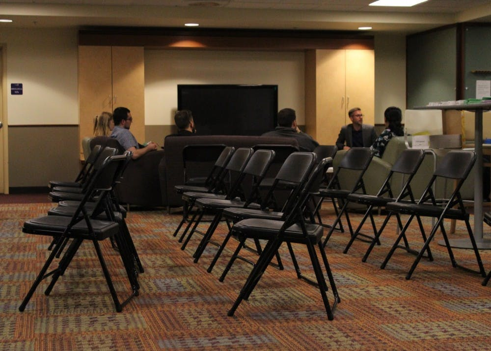The turnout for the Title IX forum last November was much smaller than expected, leading to a more intimate discussion about Title IX policies and resources.