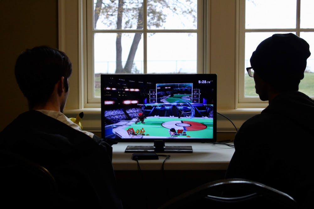 The Super Smash Bros Club's Buff the Bluff 2 was the first of its kind at the University of Portland.