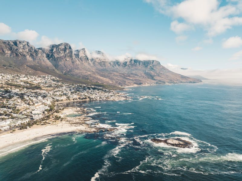 Cape Town, South Africa. Photo Courtesy of Unsplash