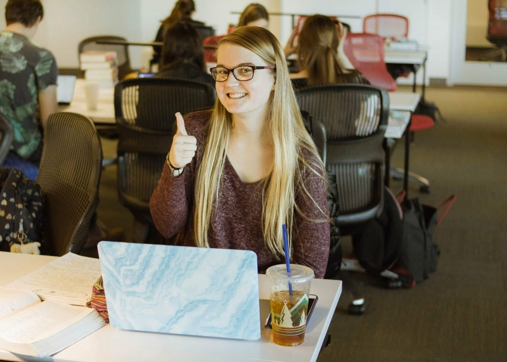 Community Engagement Editor Natalie Nygren gives her best study tips for finals week and recommends resources on campus.