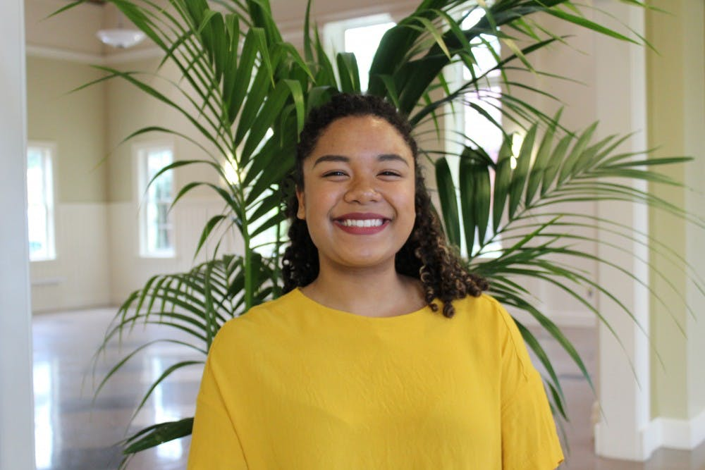 Autumn Clay is a sophomore diversity coordinator at the University of Portland.