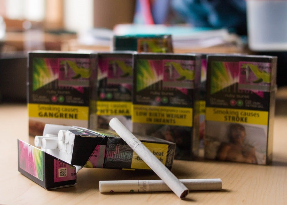 Underage smokers adjust to new tobacco law - The Beacon
