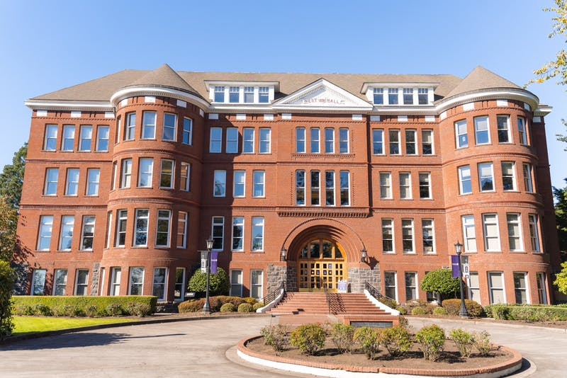 University of Portland administrators, who once filled Waldschmidt Hall, have agreed to attend a town hall to answer questions about Spring Semester 2021.