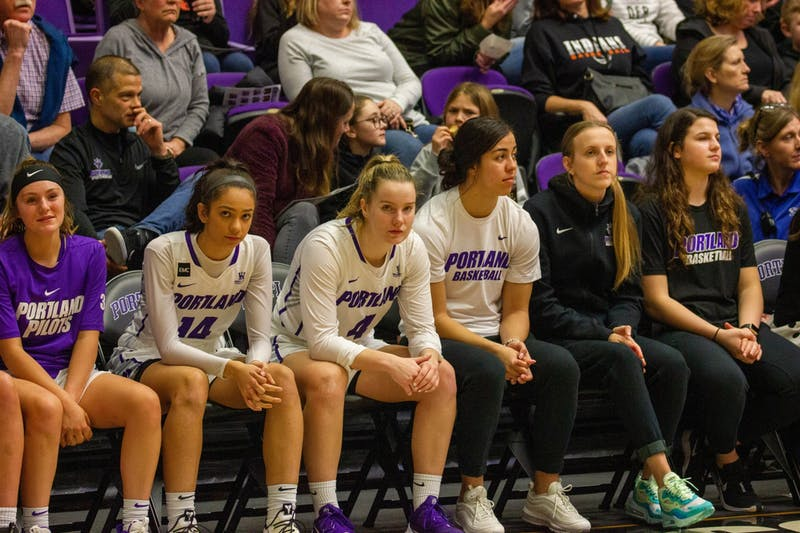 The women's basketball team had their season cut short after the cancellation of the NCAA tournament.