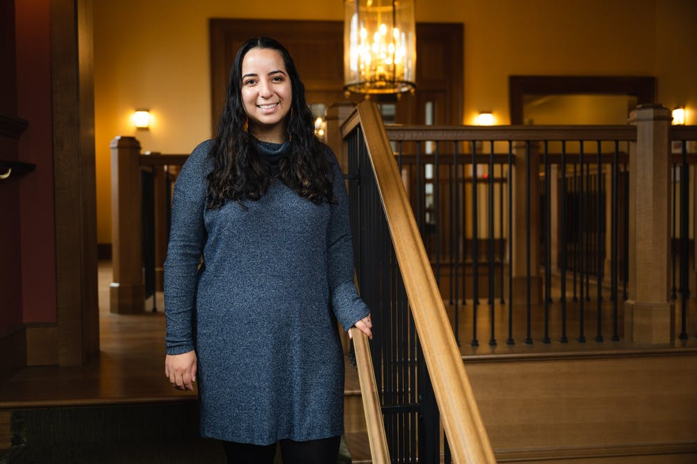 Hernandez hopes services she provides can reach the growing number of students of color on campus.