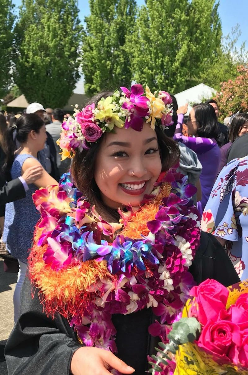 Jennifer Sugawa is a recent alumna from the University of Portland ('18).