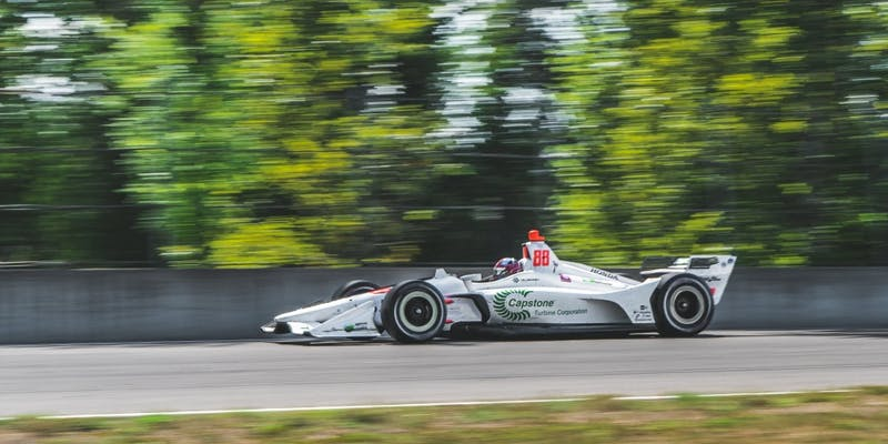 Beacon photographer Brennan Crowder spent the weekend of Aug. 30 through Sep. 1 at the Grand Prix of Portland, getting an inside look of life in the IndyCar racing world.
