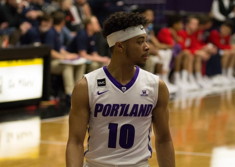 Last year, Marcus Shaver Jr. scored 16 points against Gonzaga in their second match up of the season.