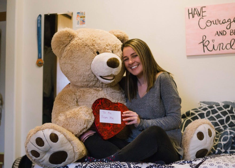 Living editor Brigid Lowney breaks down some ways to be single on Valentine's Day and still have fun.