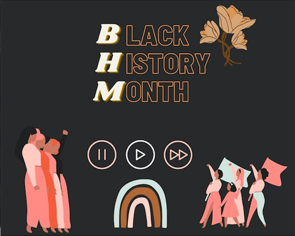 Black History Month is a time to celebrate and honor Black Culture as well as examine the Black experience in the United States. Podcasts are a great platform to honor new perspectives by listening to first hand experiences and open conversations.Canva by Lisa Erenstein