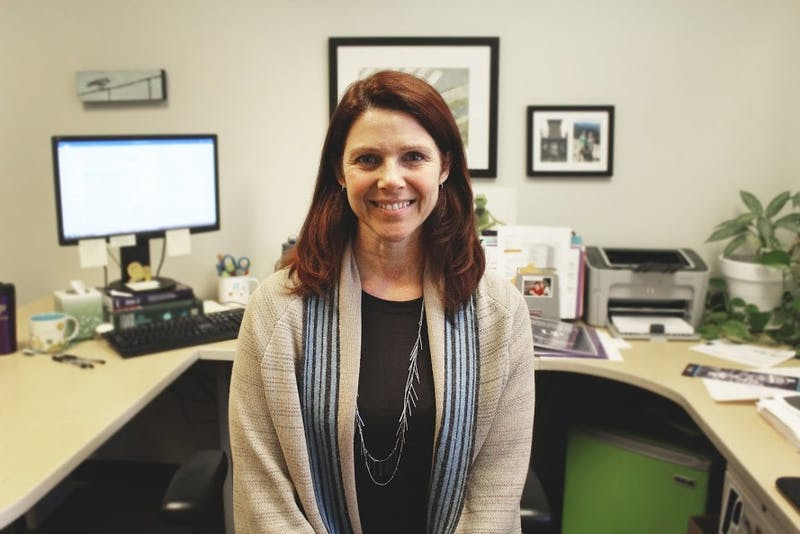 Health and Counseling Center Director Margaret Trout has played a key role in implementing additional mental health resources on campus.