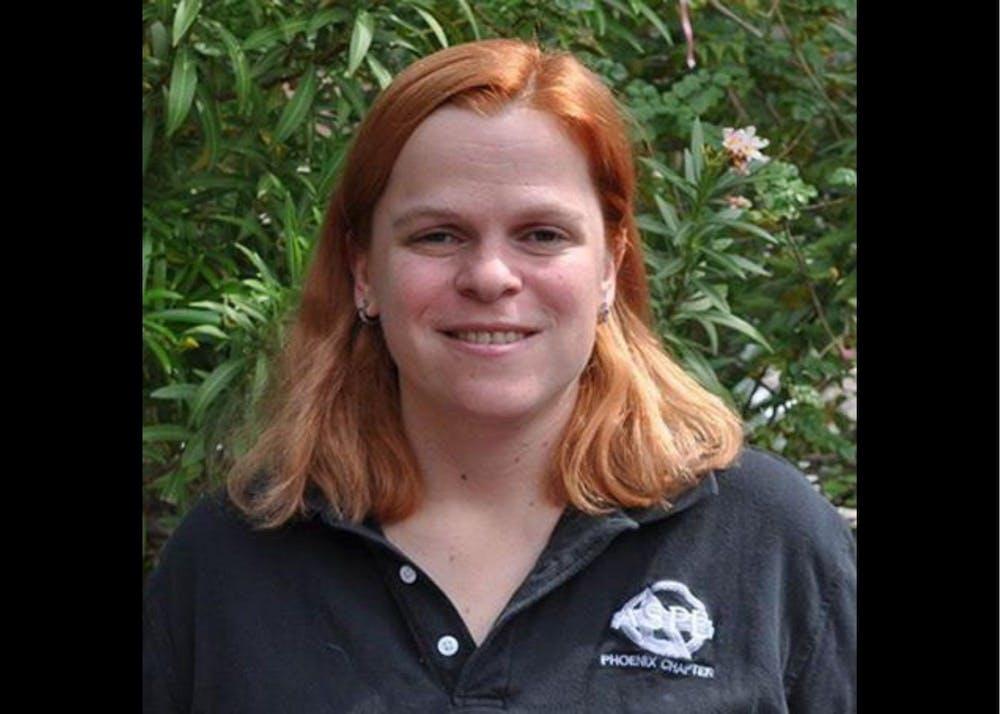 Melissa Bowers, UP alumnus ('04). Photo courtesy of Melissa Bowers.