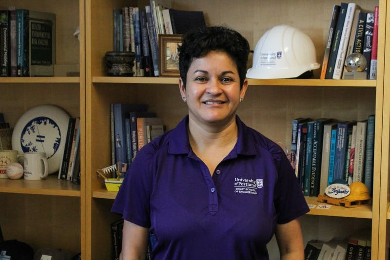Sharon Jones, the dean of Shiley School of Engineering, will be leaving June 30 to become the Vice Chancellor of Academic Affairs at the University of Washington Bothell.