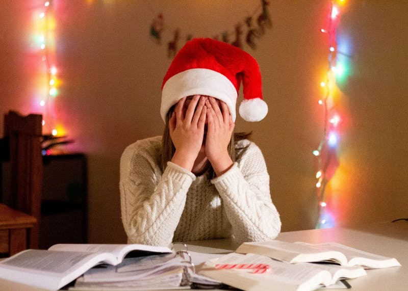 Living Section Editor Brigid Lowney shares her top tips on how to enjoy the Christmas season during finals.