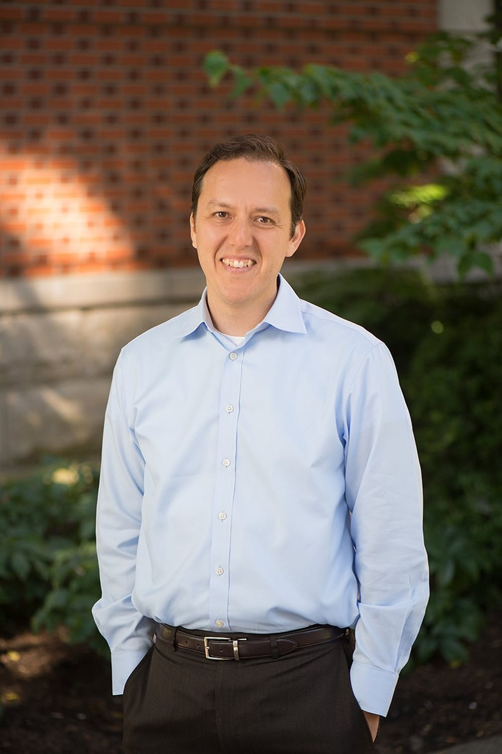 Eduardo Contreras, assistant provost for International Education, Diversity, and Inclusion. Photo courtesy of Eduardo Contreras.