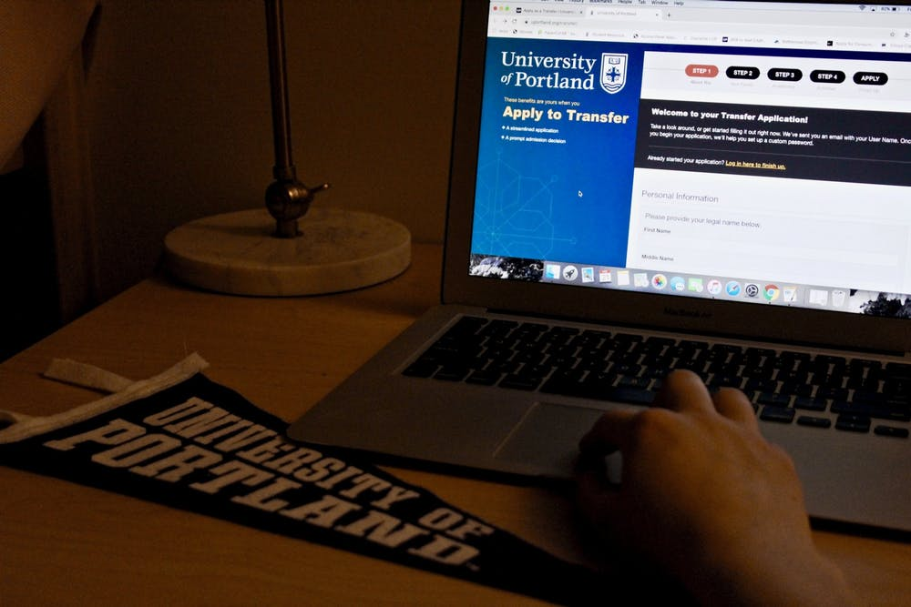 Concordia University students, who recently found out their school is shutting down at the end of the semester, have been reaching out to UP admissions inquiring about transferring. Photo Illustration by Lisa Erenstein.