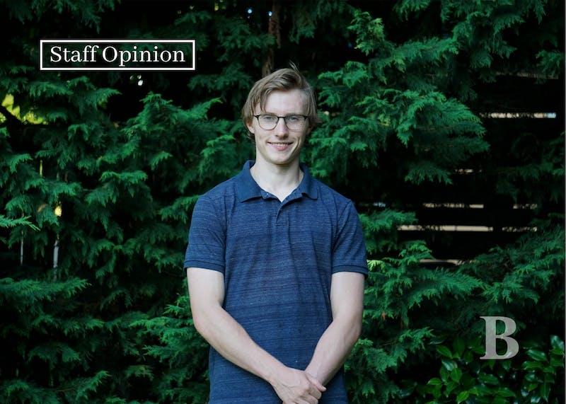 Marek Corsello is a photographer for The Beacon. Photo courtesy of Marek Corsello.