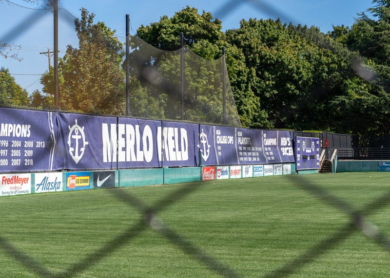 Merlo Field remains vacant, and will likely stay closed for the remainder of the year.