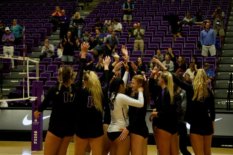 The Portland Pilots volleyball team made it into the postseason for the first time in program history this season.