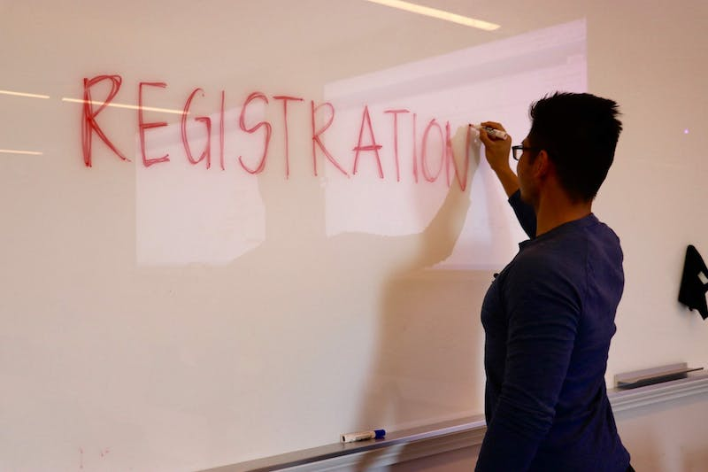 Students will be able to use the new registration system starting this Fall to register for Spring 2020 classes.