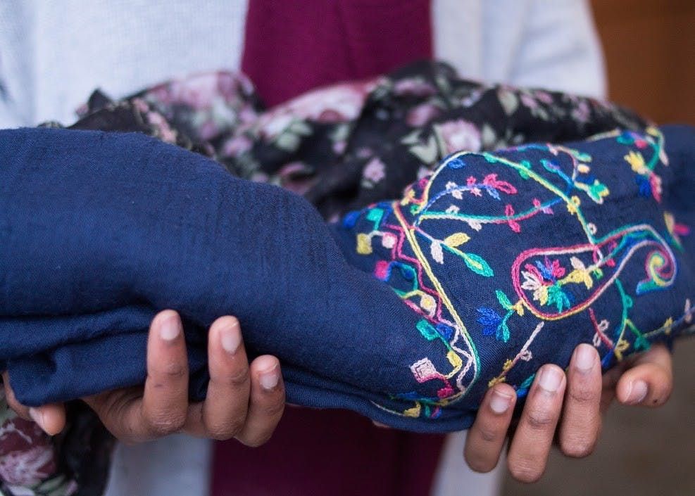 Muslim women answer: 'What does the hijab mean to you?'