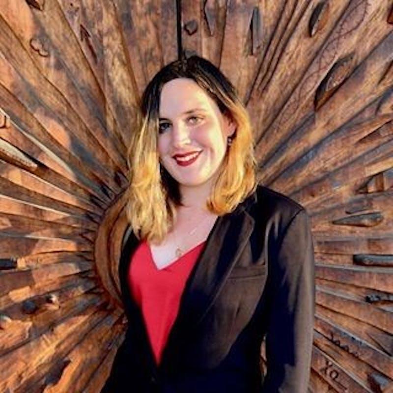 Alexandra Newsom, senior political science major. Photo courtesy of Alexandra Newsom.