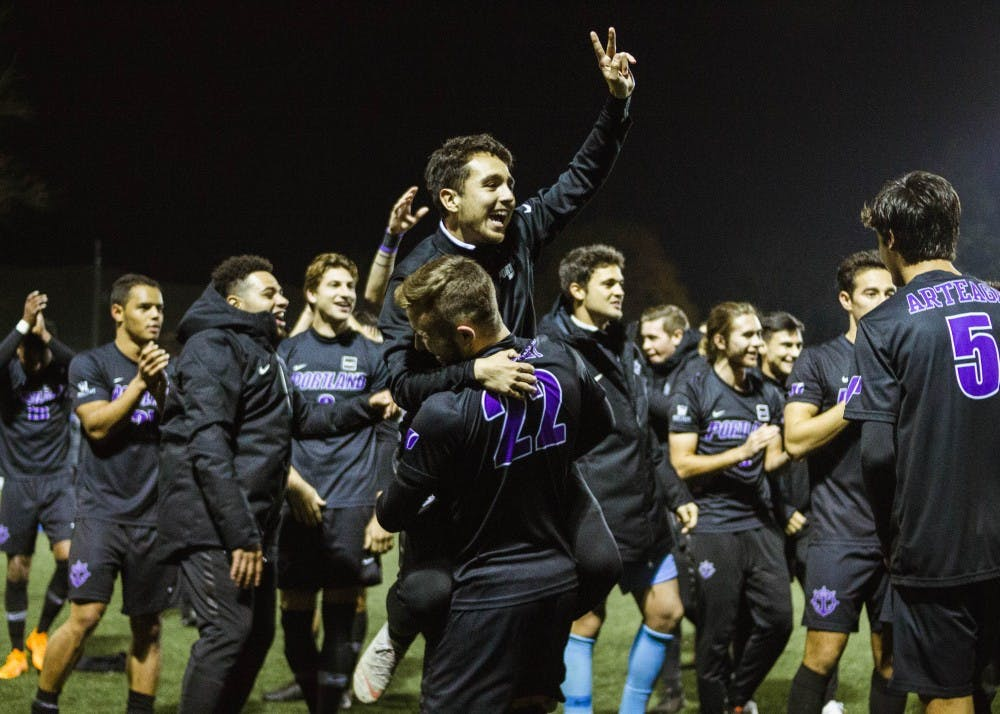 A playoff victory for men's soccer is just one of the highlights from the semester.