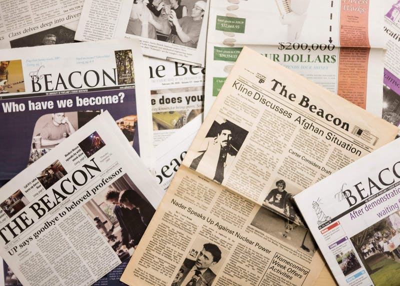 The Clark Library received a grant that will be used to digitize all articles published by The Beacon over the last eight decades.