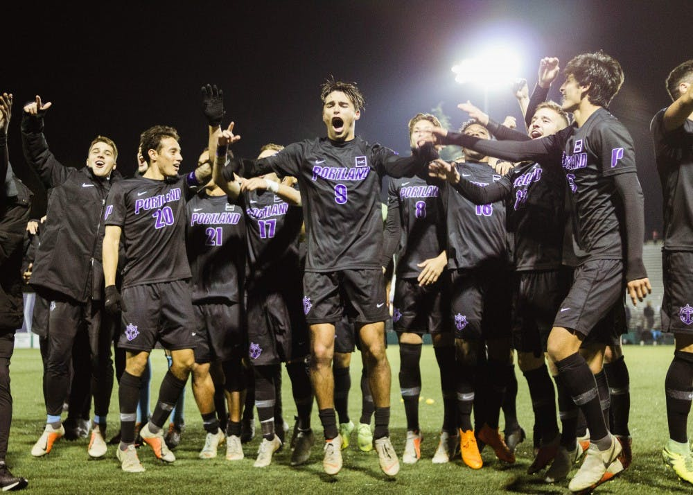 The Portland Pilots defeated the UCLA Bruins 1-0 in a hard fought match on Thursday. The Pilots move on to play Kentucky on the road this Sunday Nov. 18.