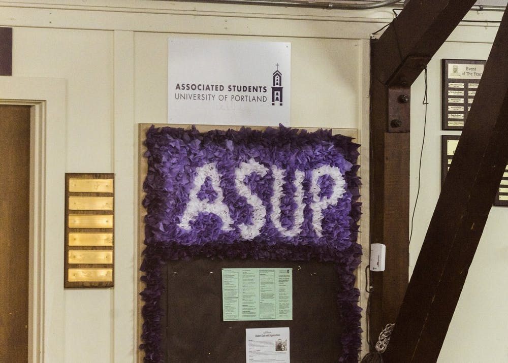 Despite their room sitting unoccupied, ASUP continues to pass legislation.