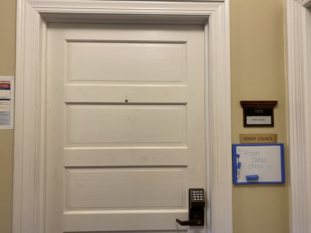 <p>The University of Richmond Honor Council's office has moved from Jepson Hall to the Westhampton Deanery.&nbsp;</p>