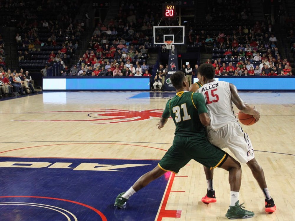 Lack of energy cost the Spiders at home againsta struggling George Mason team Wednesday night.
