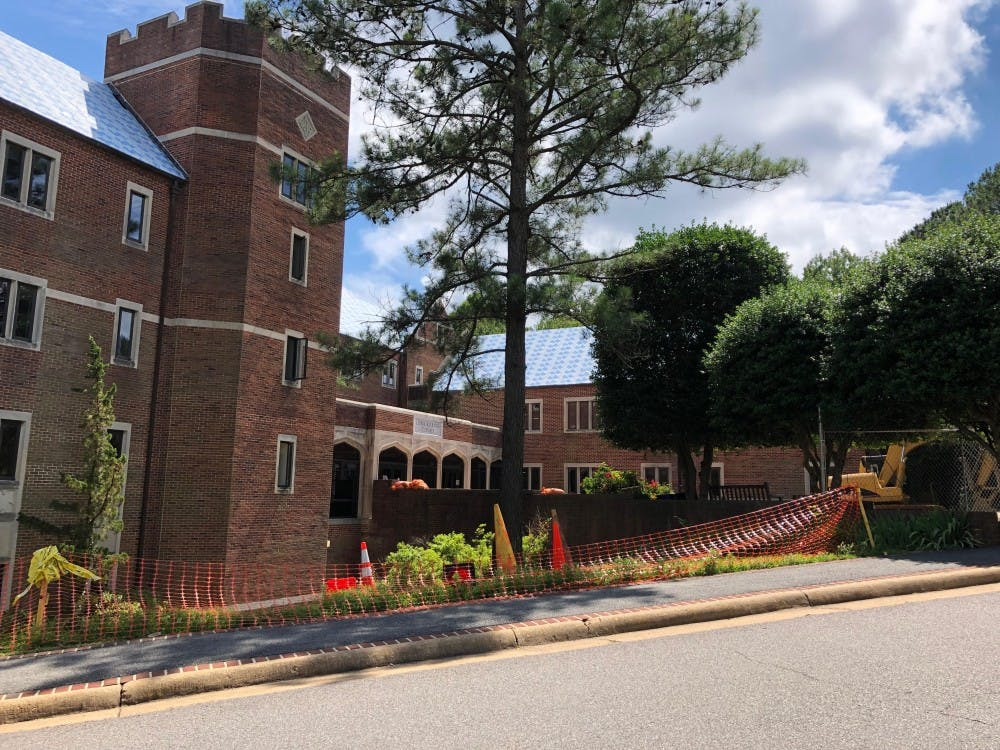 <p>Lora Robins Court is currently undergoing renovations.&nbsp;</p>