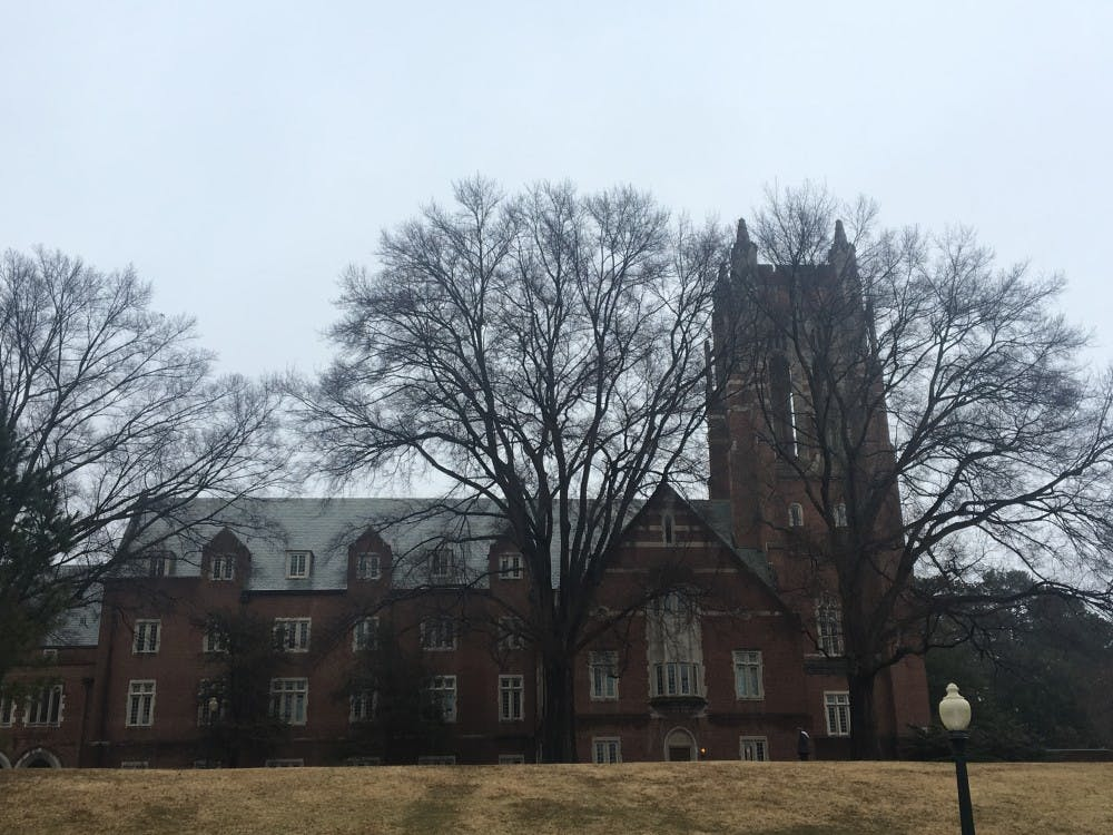 <p>Admissions tours will no longer make a stop inside of&nbsp;Boatwright Memorial Library in an effort to make the tours shorter.&nbsp;</p>