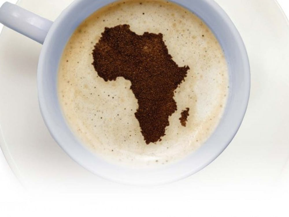 """The theme of this year's program is """"Grounds for Good:Changing Lives in Africa through the Coffee We Drink."""" Photo courtesy of the Steward School."""