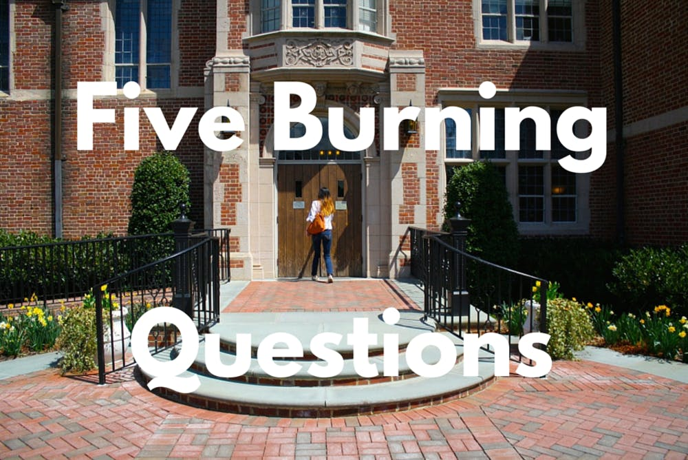 fiveburningquestionspicture
